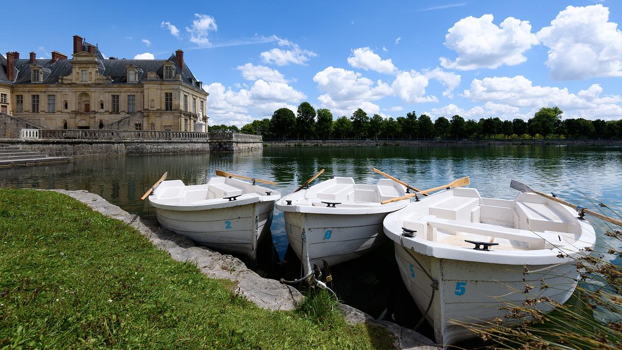 4th day: Paris-Fontainebleau-Paris
