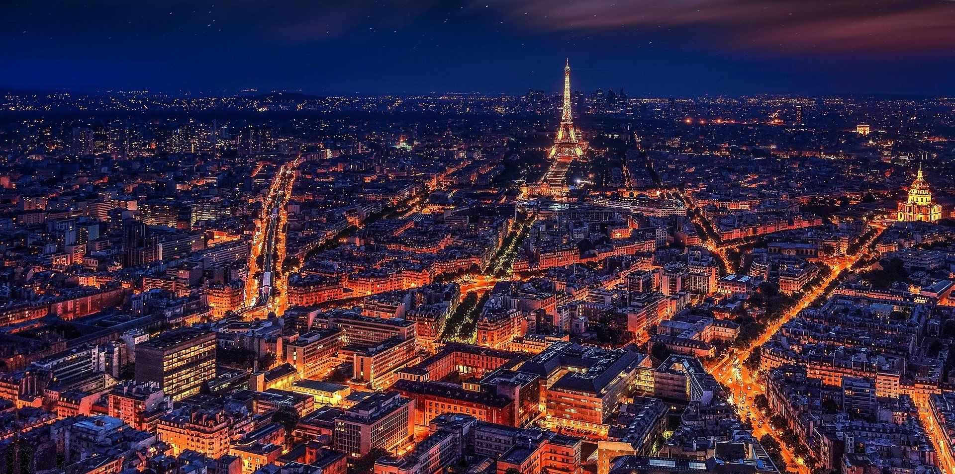 1st day : Hometown-Paris