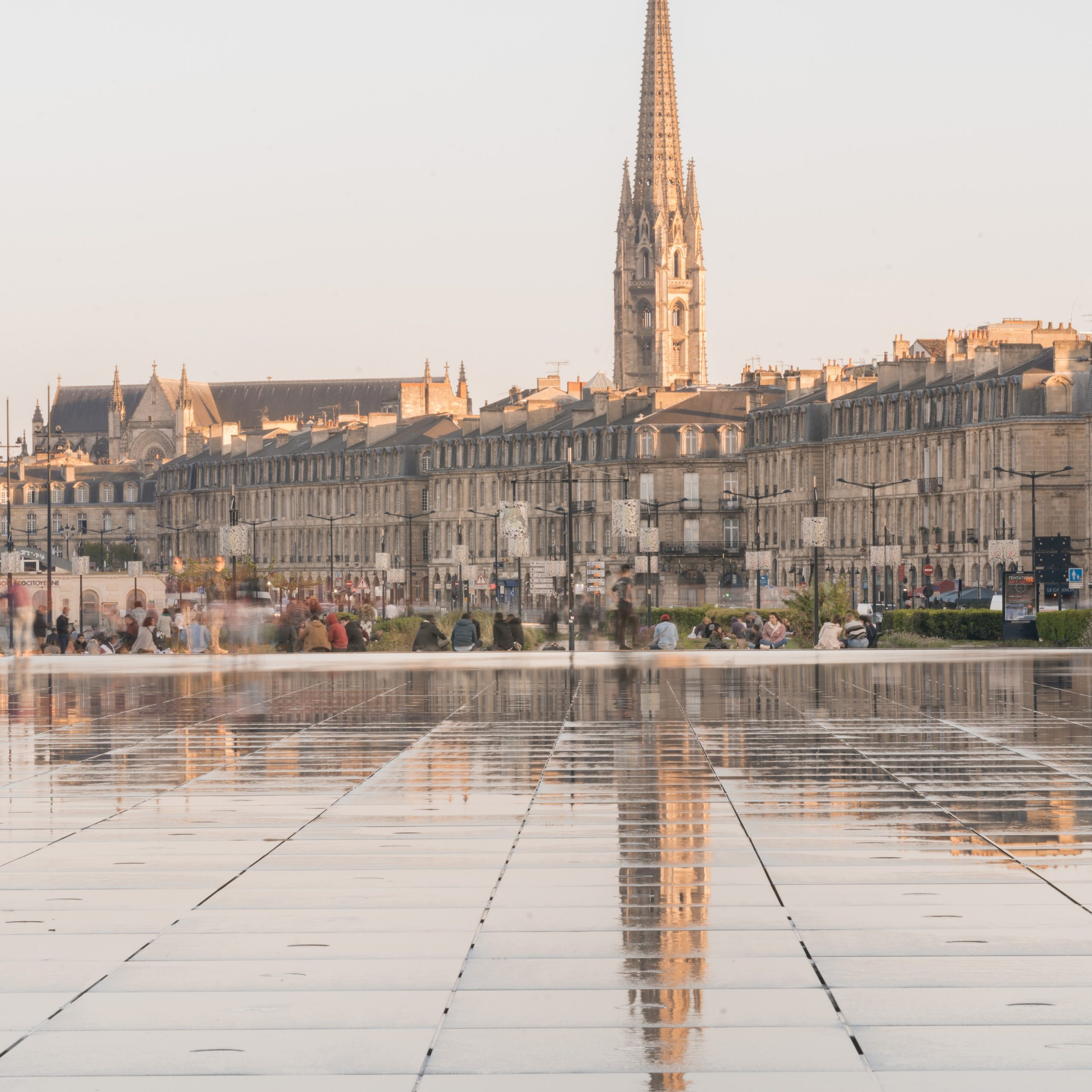 Day 1 : Bordeaux