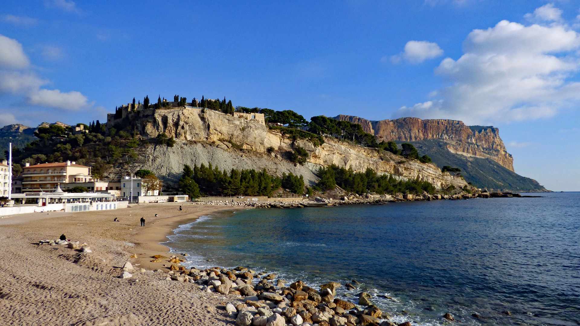 Day 2 : Cassis & Nice
