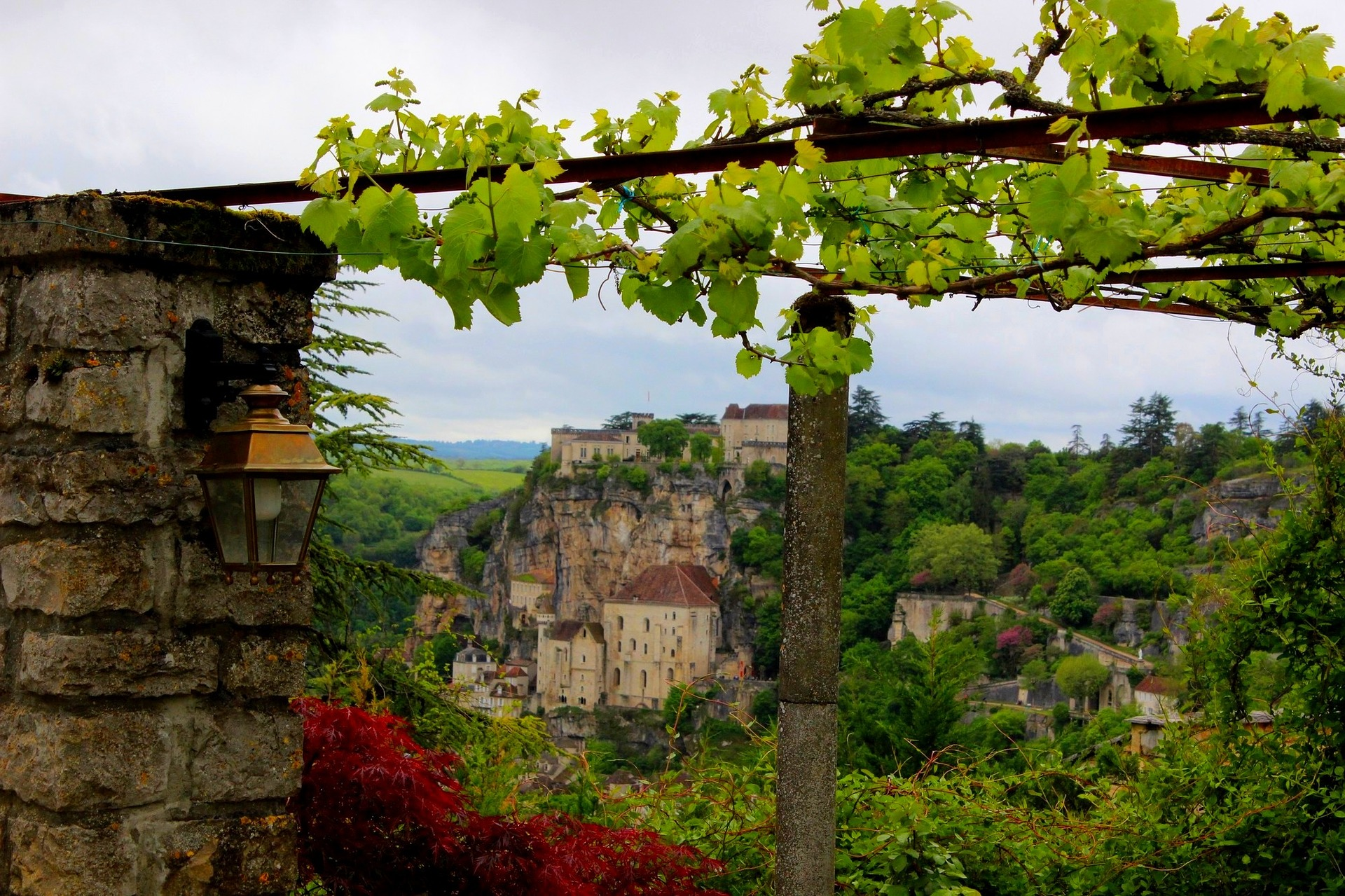 Day 3 : Lacave-Rocamadour-Lourdes