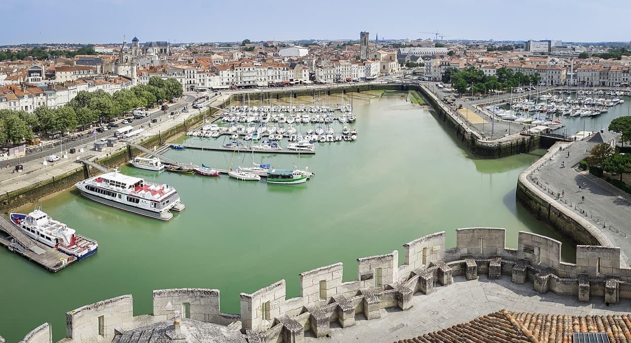 Day 1 - La Rochelle