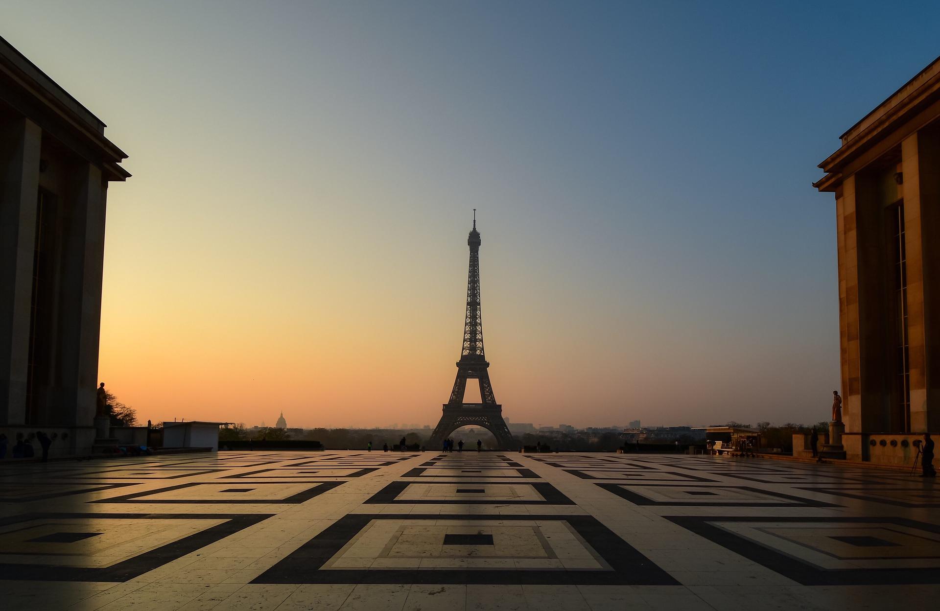 Day 8 : Paris