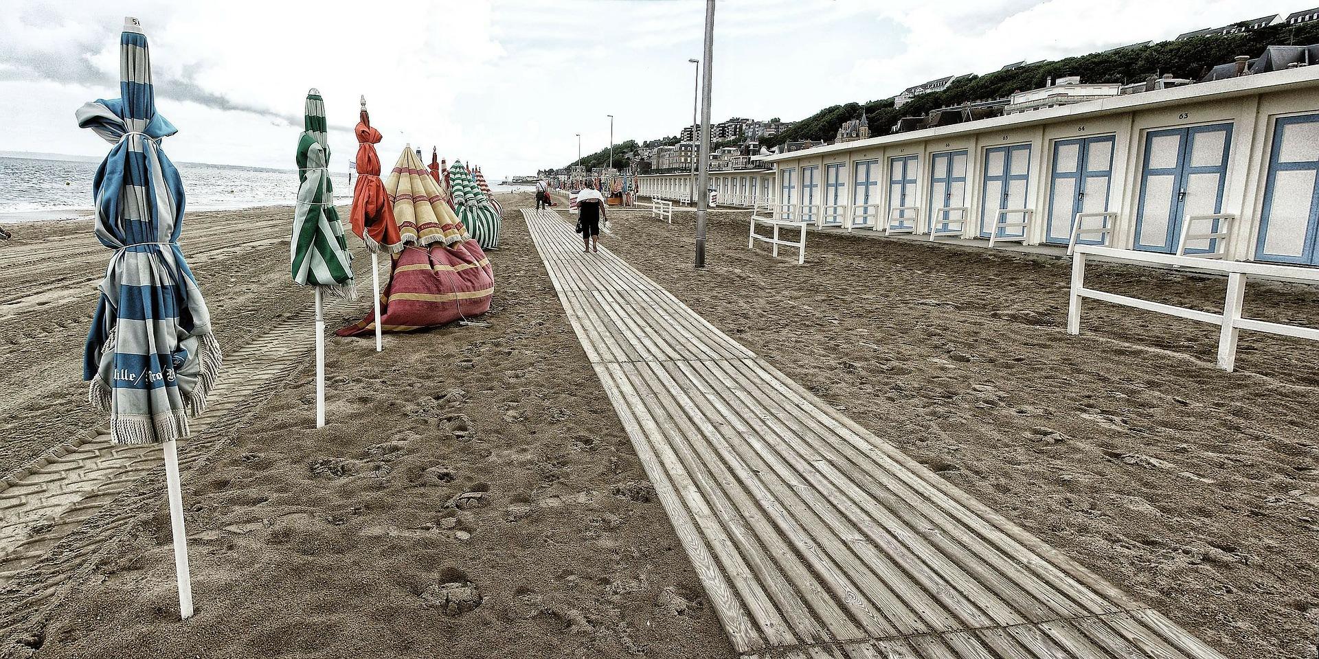 DAY 1: Hometown - Honfleur - Trouville sur Mer