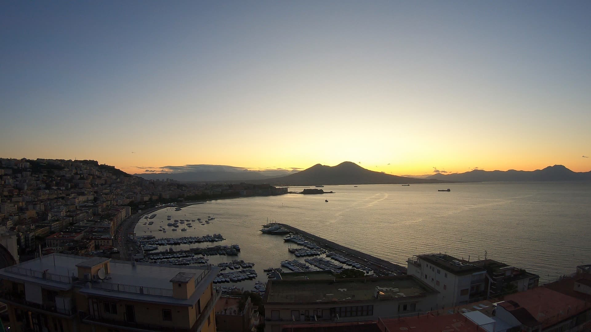 DAY 1 - WELCOME TO NAPLES