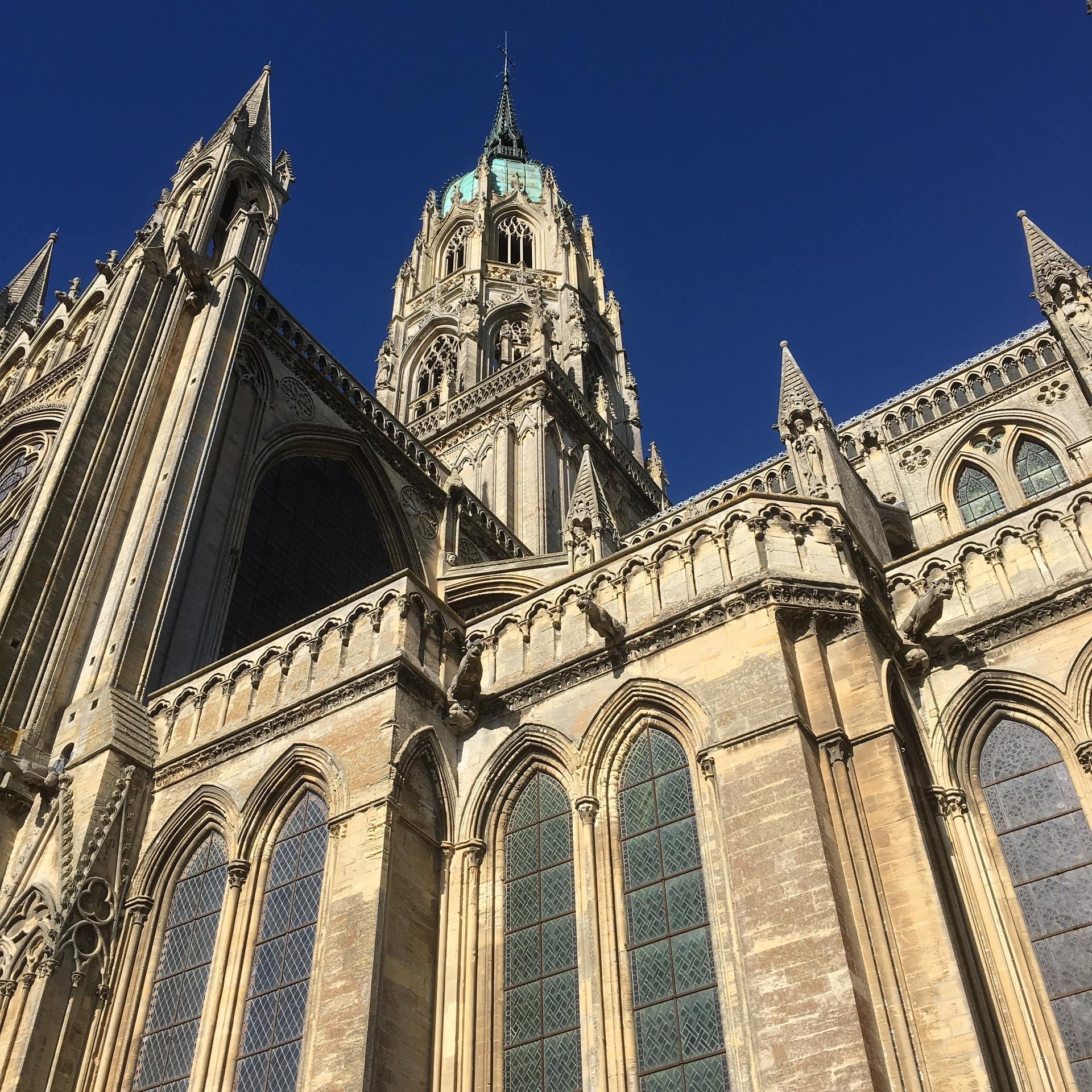DAY 2 - Bayeux