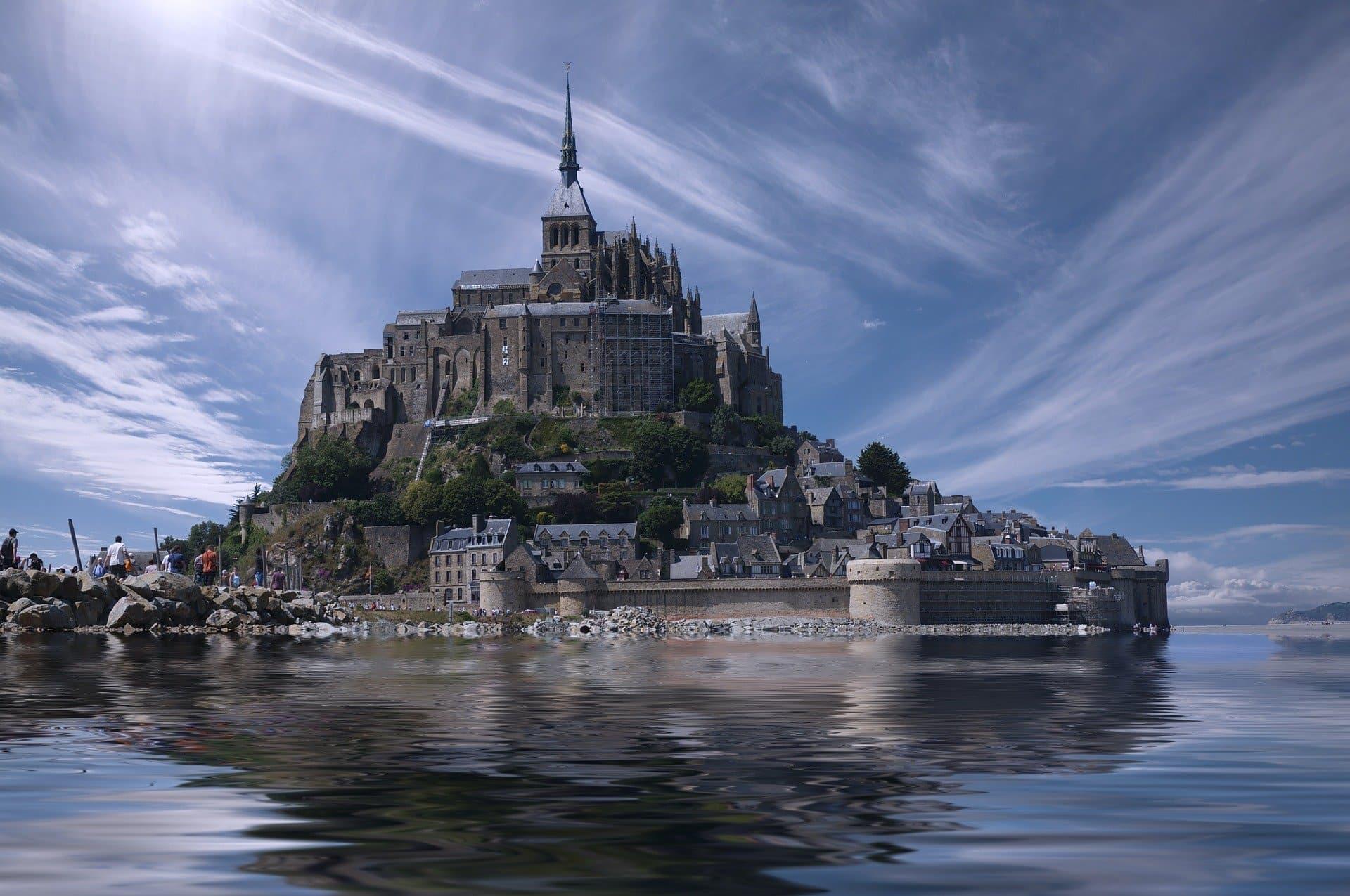 DAY 1 - The Mont-Saint-Michel