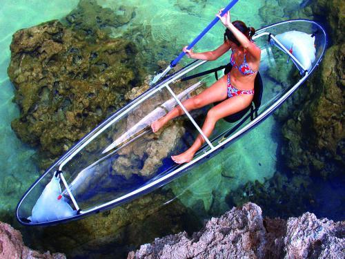 Day 9 : Kayak excursion on the lagoon