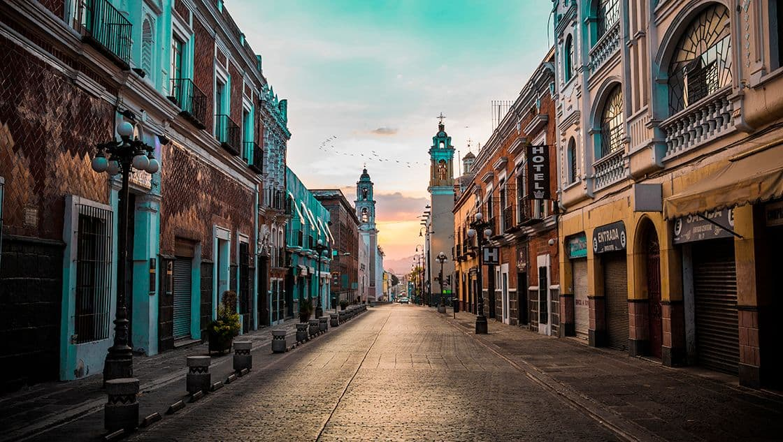 Day 4 - Puebla and his history
