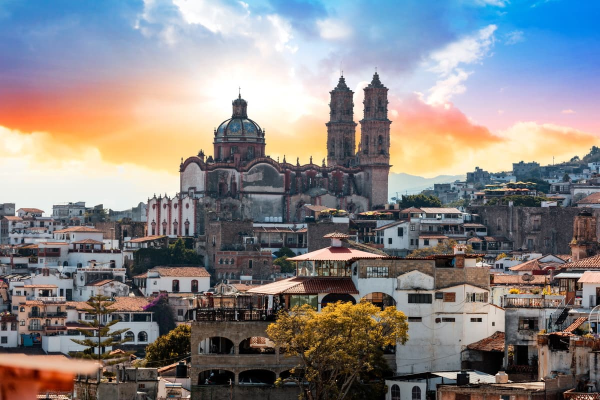 Day 3 - The town of Taxco